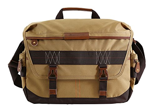 Vanguard Havana 38 Messenger Bag for Sony, Nikon, Canon, Fujifilm Mirrorless, Compact System Camera (CSC), DSLR, Travel
