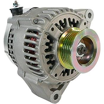 Toyota Land Cruiser V8 4.7L 1999-2002 101211-7860 9661219-786 27060-50260 101211-7861 New Alternator Replacement For Lexus LX470 V8 4.7L 1998-2002