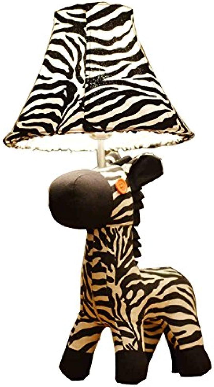 GBT Cartoon Kreative Nette Tuch Kinder Schlafzimmer Schlafzimmer Bett Dekoration Tischlampe,Tastenmodell