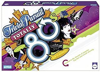 Hasbro Gaming Trivial Pursuit: Totally 80s