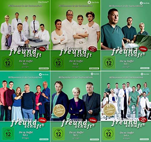 Staffel 18-20 (33 DVDs)