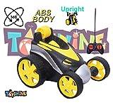 Toyshine Vibe Remote Control Car RC Stunt Vehicle 360°Rotating Rolling Radio Control Electric