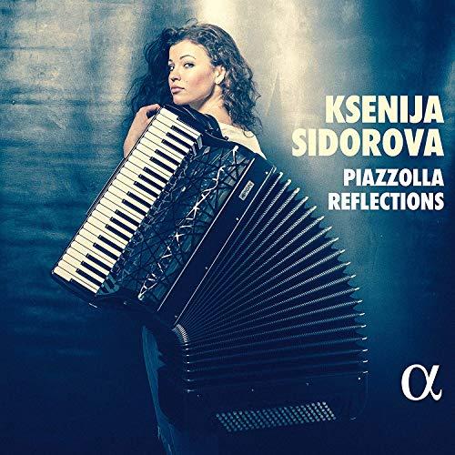 Piazzolla Reflections - Werke für Akkordeon
