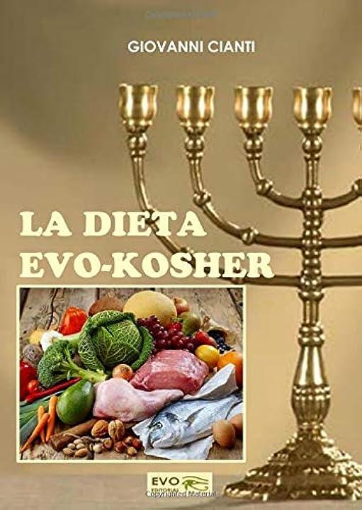 Libri di giovanni cianti  - la dieta evo-kosher (italiano) copertina flessibile 978-8829583935