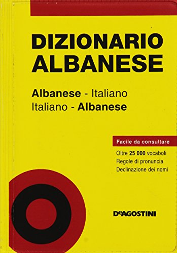 Dizionario albanese. Albanese-italiano, italiano-albanese
