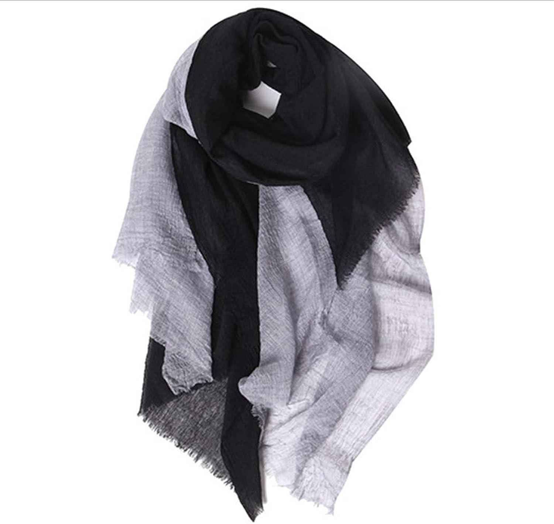 Winter Long Soft Warm Scarf Ladies Suit Wool Tassel Shawl Long Shawl,A
