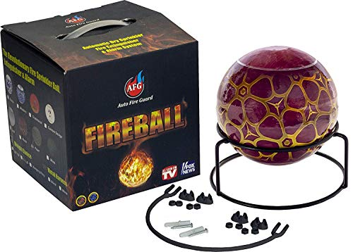 AFG Fireball, Auto Fire Extinguisher, Fire Extinguisher Ball, Automatic Fire Extinguisher Ball,...