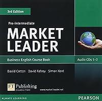 Market Leader Pre-Intermediate (3E) Class CDs (2)