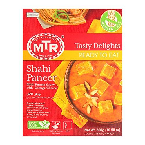 Indische Fertiggericht - Shahi Paneer - 300g