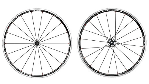 Fulcrum Racing 5 LG LRS - Ruedas traseras bicicleta de carretera - blanco/negro 2016 Juego de ruedas para bicicleta de carretera