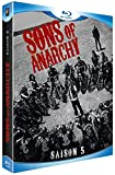 Sons of Anarchy - Saison 5 [Francia] [Blu-ray]