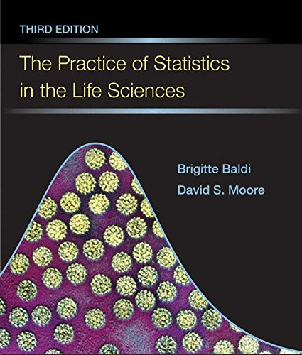 Download The Practice of Statistics in the Life Sciences 1464175365