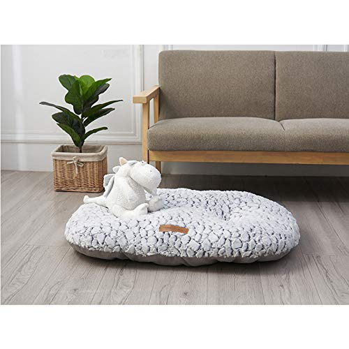 J Super soft large comfort dog bed, large size, removable and washable, orthopedic dog bed