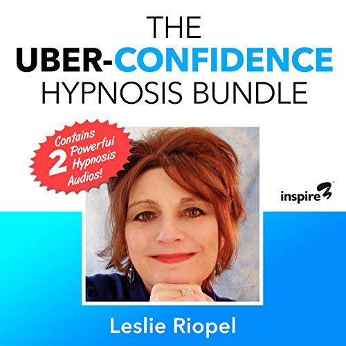 The Uber-Confidence Hypnosis Bundle audiobook cover art