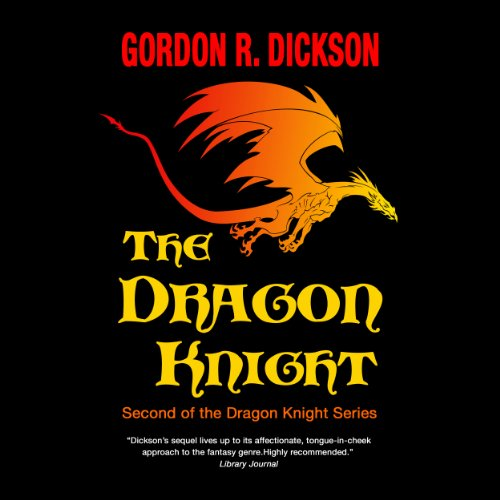 The Dragon Knight audiobook cover art