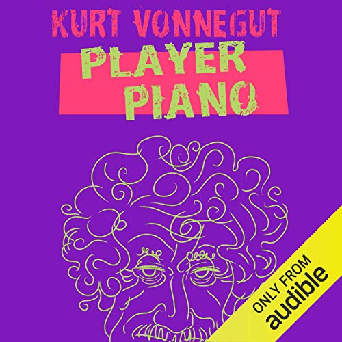 Player Piano audiobook cover art