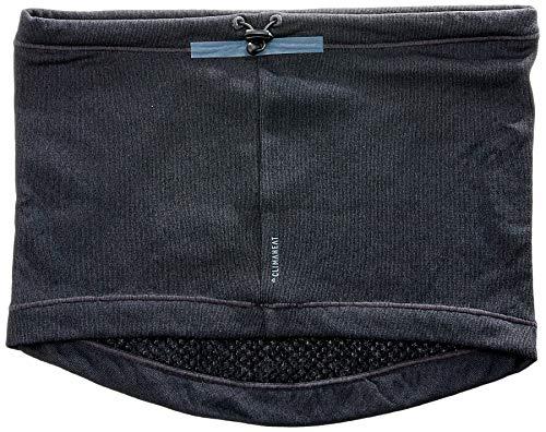 adidas Erwachsene Climaheat Schal, Carbon/Carbon/Black Reflective, OSFM