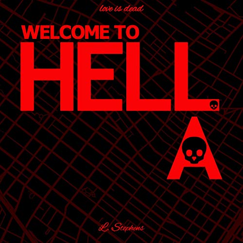 Welcome to HELL.A audiobook cover art