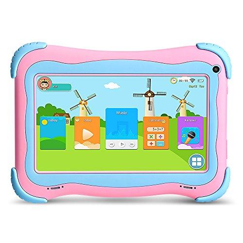 Tablet Ninos 7 Pulgadas Android 8.1 - YUNTAB PC Infantil