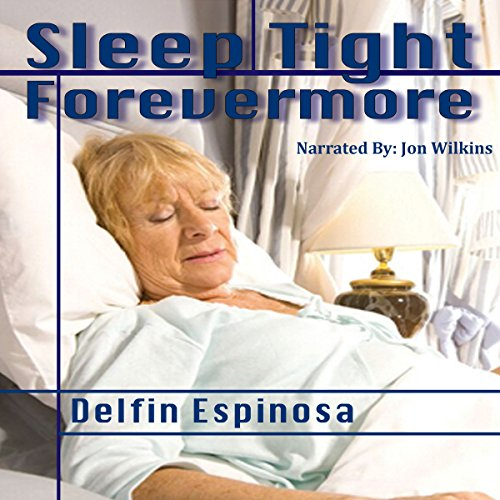 Sleep Tight Forevermore audiobook cover art