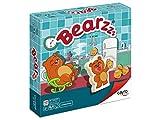 Cayro - Bearzzz - Juego de Mesa Infantil - Juego de cooperación Desarrollo de Habilidades visuales y razonamiento- Juego de Mesa (833)