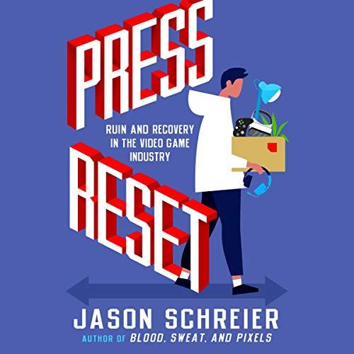 Couverture de Press Reset