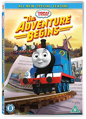 Thomas & Friends: The Adventure Begins [UK Import]