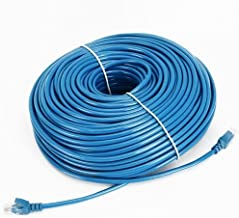 Cable N Wireless Blue 200FT CAT5 CAT5e RJ45 PATCH ETHERNET NETWORK CABLE For PC, Mac, Laptop, PS2, PS3, XBox, and XBox 360 to hook up on high speed internet from DSL or Cable internet.