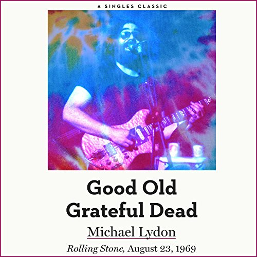 Good Old Grateful Dead audiobook cover art