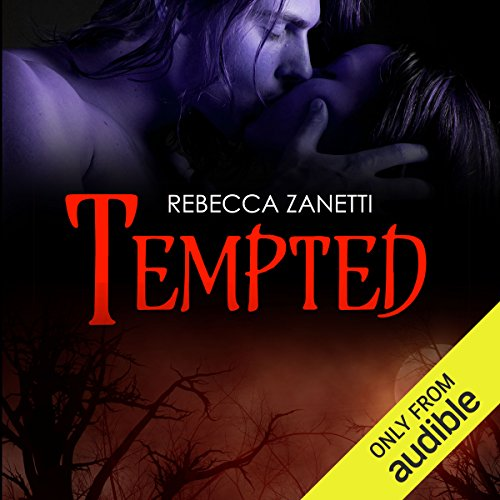 Tempted audiobook cover art