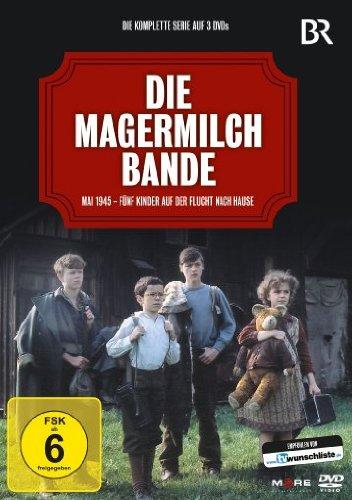 Die Magermilchbande [3 DVDs]