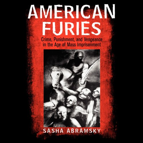 American Furies audiobook cover art