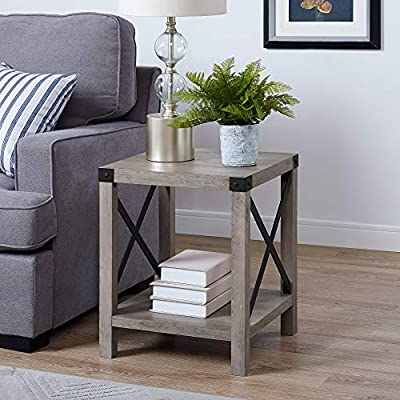 home accent furnishings end table