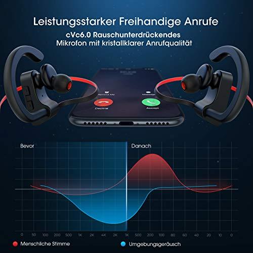 Mpow Flame Bluetooth Kopfhörer IPX7 Bild 6*