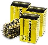 SOMATODROL 3er Pack - Die Nr.1 unter den Bodybuilding-Supplements, erhöht den Testosteron- & Wachstumshormonspiegel, schneller Muskelaufbau, starke Fettverbrennung, frei von Steroiden !!!