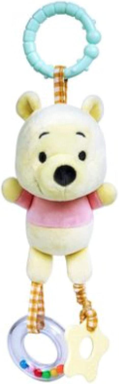 qiegui Juguetes De Peluche Kawaii para Bebé, Juguete Winnie Pooh, Campana Colgante De Felpa, Muñeca Suave, Niños, 30 Cm