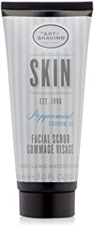 THE ART OF SHAVING Peppermint Facial Scrub, 90 ml
