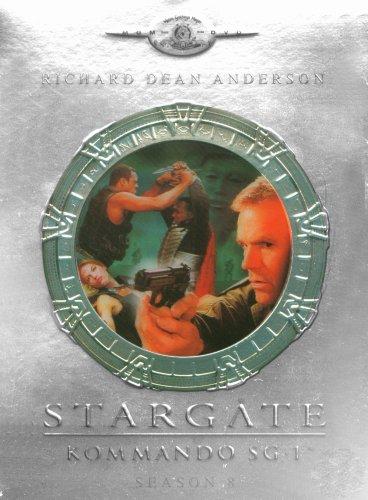 Stargate Kommando SG-1 - Season 08 (Digipak) [6 DVDs]