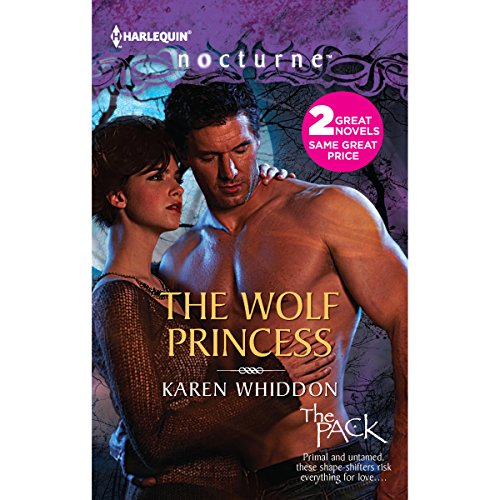 The Wolf Princess audiobook cover art