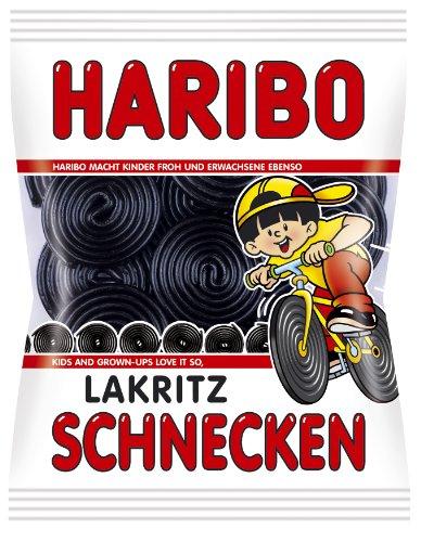 Lakritzprodukte - Lakritz Schnecken, 200g