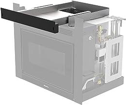 Cajón para estufa de carga pellets en chapa galvanizada Comfort, L80