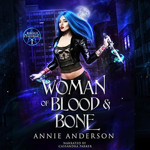 『Woman of Blood & Bone』のカバーアート