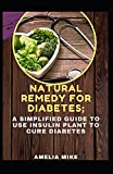Natural Remedy For Diabetes; A Simplified Guide To Use Insulin Plant To Cure Diabetes