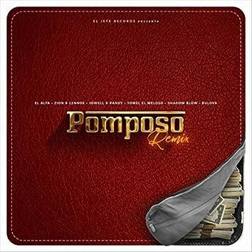 Pomposo (Remix) [feat. Yomel el Meloso, Shadow Blow & Bulova]
