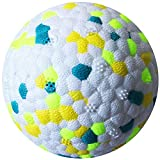 BASOYO Ultra Ball, Pelota de Goma Duradera para Perros de Alto Rebote, Pelotas de Tenis para Perros, Juguete para Perros, Pelota de Tenis para Perros y Cachorros Resistente de Primera Calidad