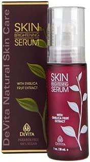 Skin Brightening Serum, 1 Oz, Devita