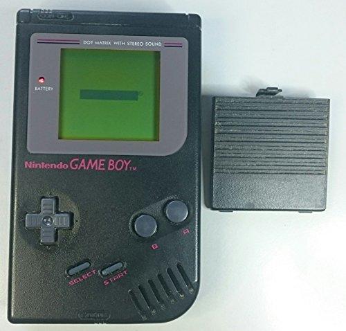 Nintendo GameBoy Classic Konsole schwarz (Black Jack)
