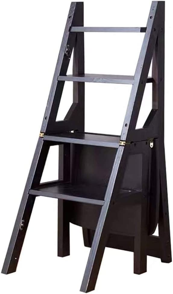 Multiple scenes Solid Over item handling Wood Ladder Chair Steps Sale Four Shelf