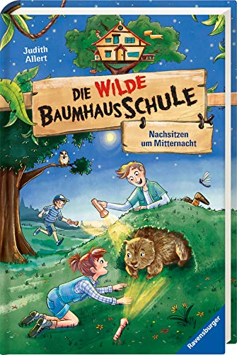 Die wilde Baumhausschule, Band 3: Nachsitzen um Mitternacht