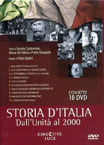 Box-Storia D'Italia - Dall'Unità Al 2000
